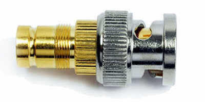 [Photo of Coax Adapter 1656 Female BNC Male]